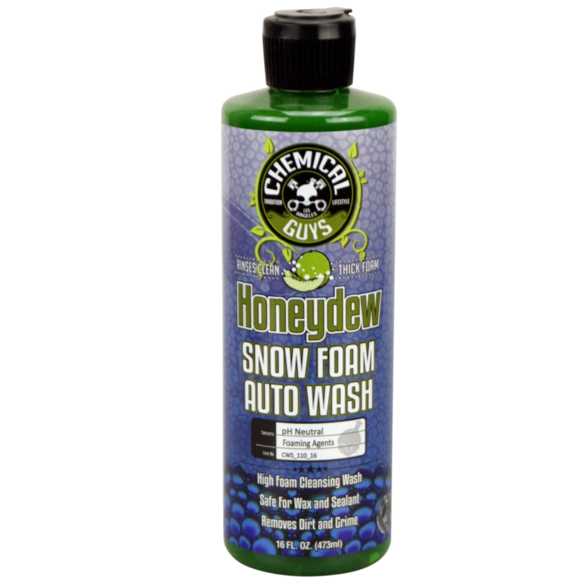 chemical guys honeydew snow foam shampoo 473 ml 29 49eur. Black Bedroom Furniture Sets. Home Design Ideas