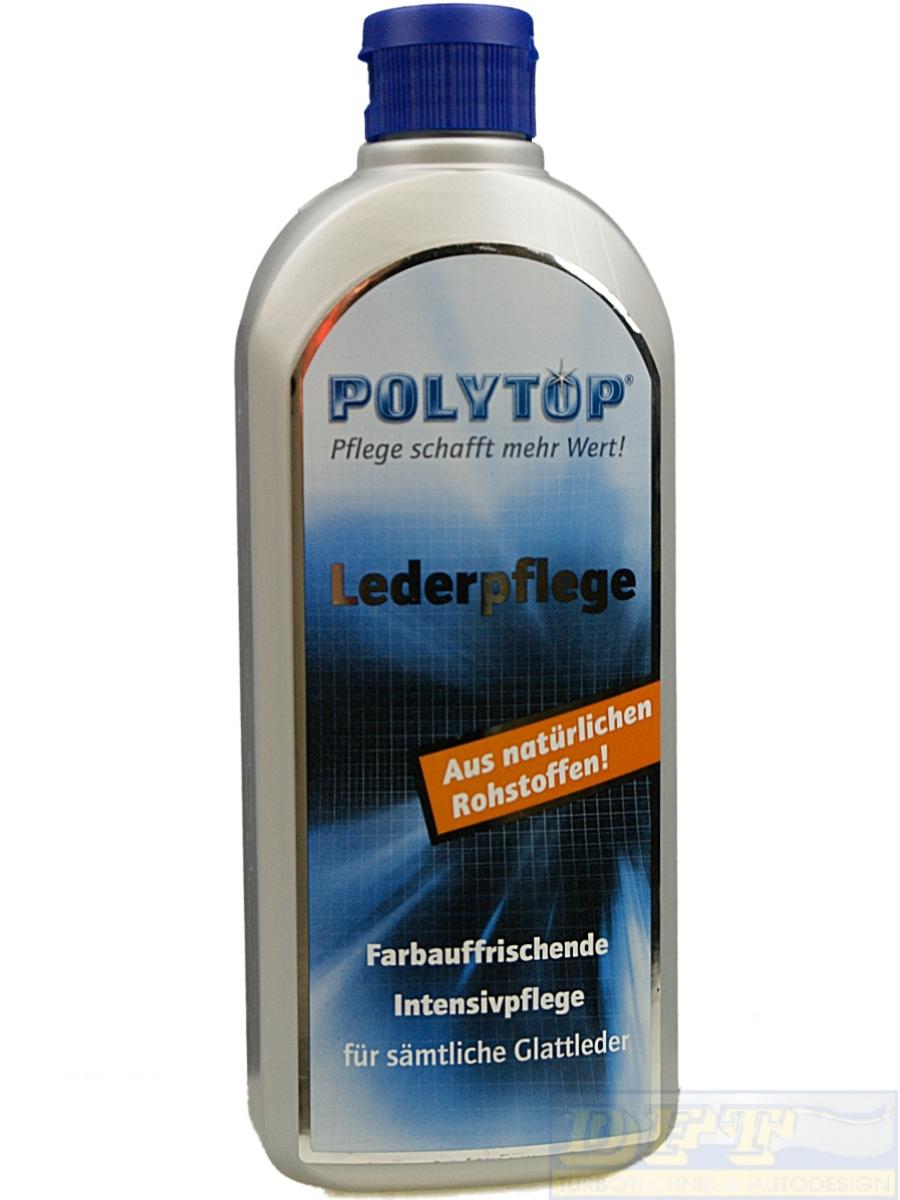 polytop lederpflege 500 ml reiniger und pflege f r glattleder 43 00 eur liter ebay. Black Bedroom Furniture Sets. Home Design Ideas