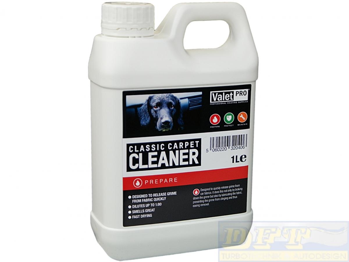 ValetPRO Classic Carpet Cleaner Teppich & Polsterreiniger