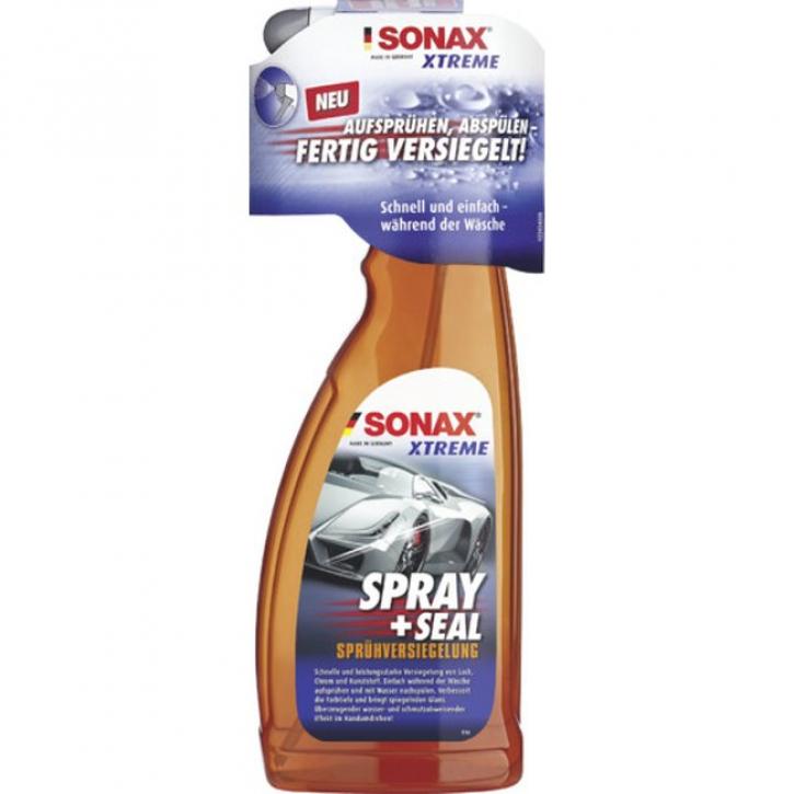 Sonax Spray+Seal Sprühversiegelung, Wetcoat 750 ml