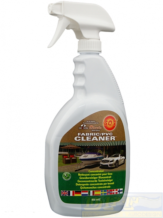 303 Fabric/PVC Cleaner 950 ml Sprühflasche