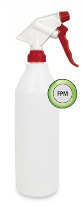 Mesto Handsprüher SprühflascheTyp 3111P 1 Liter mit FPM Dichtung