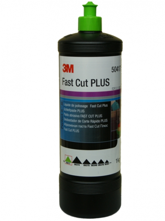 3M-Perfect-it III Fast Cut PLUS 50417 Schleifpaste PLUS 1kg