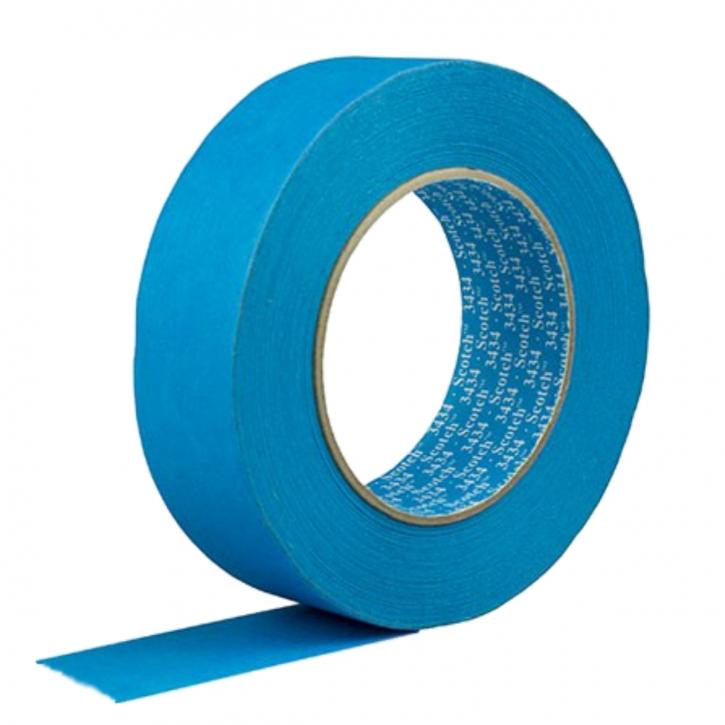 3M Scotch Tape blaues Abklebeband 30 mm