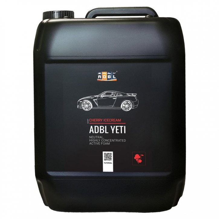 ADBL Yeti pH-neutral Snow Foam Cherry Ice Cream 5 Liter