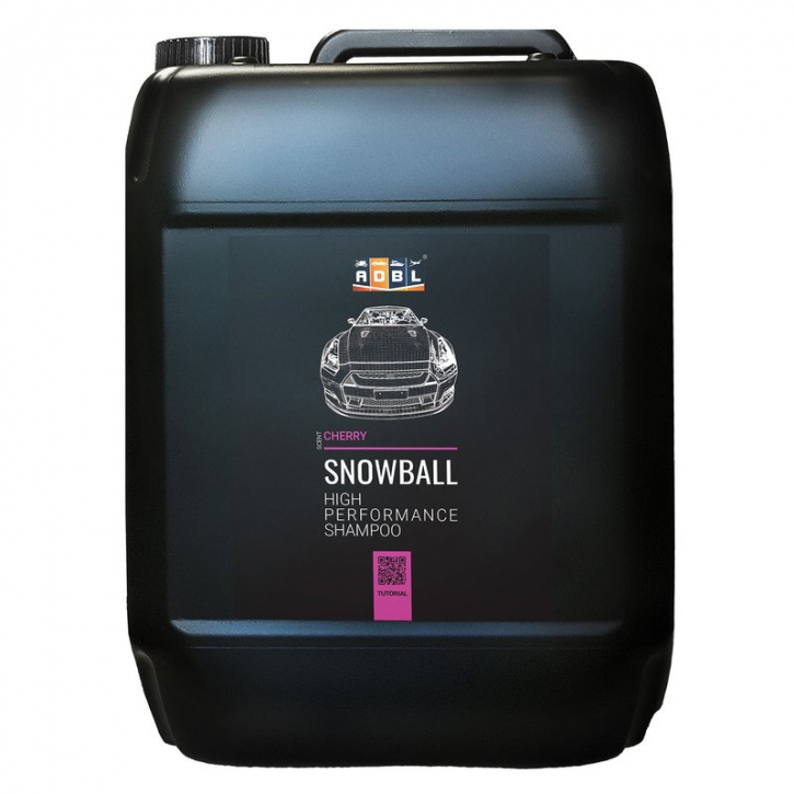 ADBL Snowball Autoshampoo 5 Liter