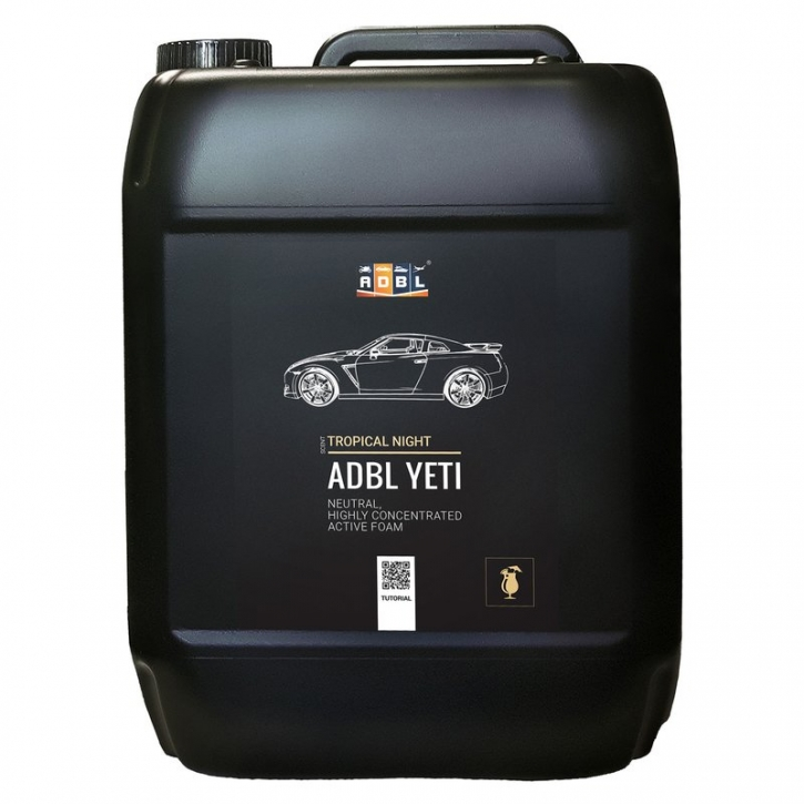 ADBL Yeti pH-neutral Snow Foam Tropical Night 5 Liter