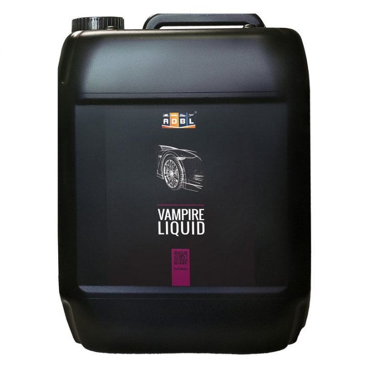 ADBL Vampire Liquid Felgenreiniger & Flugrostentferner 5 Liter