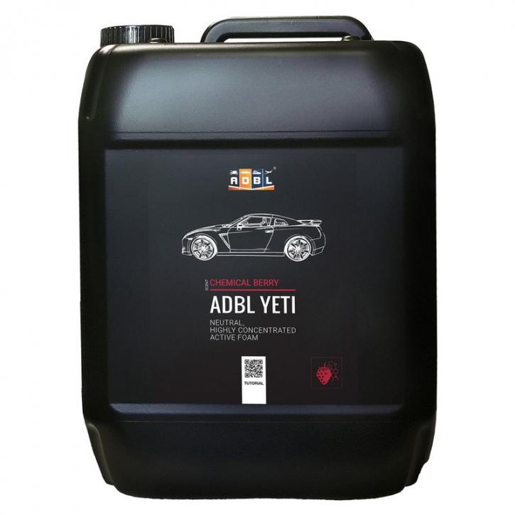 ADBL Yeti pH-neutral Snow Foam Chemical Berry 5 Liter