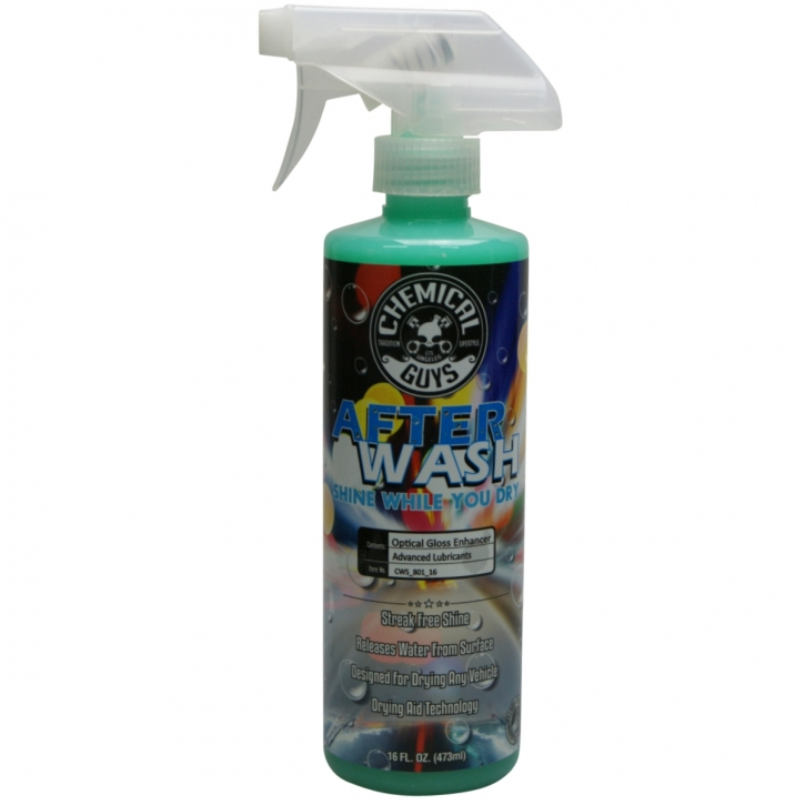 Chemical Guys After Wash Trocknungshilfe 473 ml,