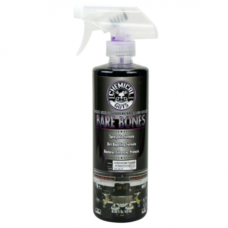 Chemical Guys Bare Bones UnderCarriage Spray 473 ml,
