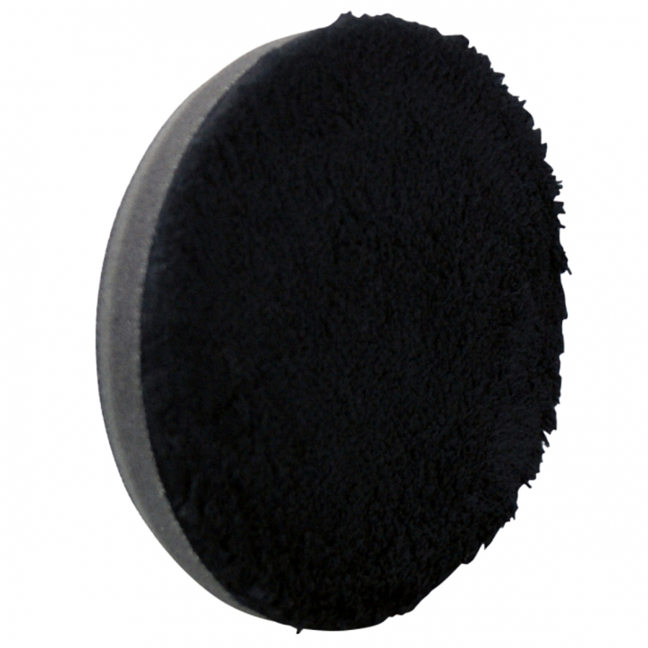 Chemical Guys Blak Optics Microfaser Finishing Pads schwarz 139 mm