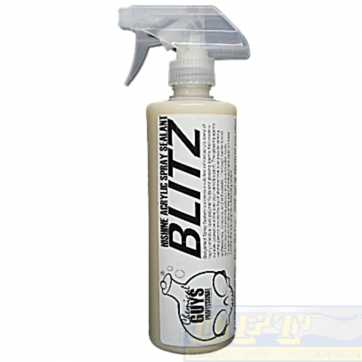 Chemical Guys Blitz Acrylic Spray Sealant 473 ml,