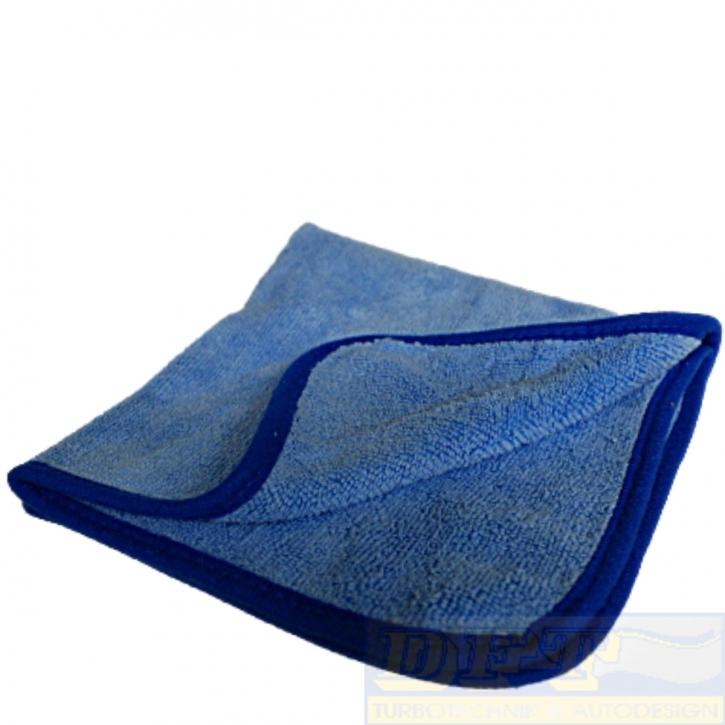 Chemical Guys Elite blue banded Microfasertuch 40 x40 cm,