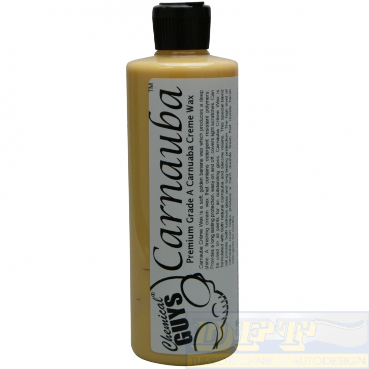 Chemical Guys Carnauba Banana Wax 473ml,
