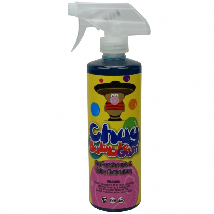 Chemical Guys Bubble Gum Scent Air Freshener & Odor Eliminator,