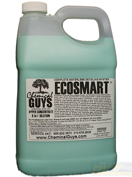 Chemical Guys Ecosmart Konzentrat Trockenwäsche & Wachs in einem 3,785 l