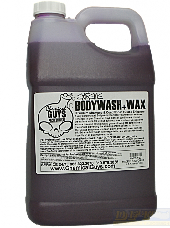 Chemical Guys Extreme Body Wash Wax Shampoo 3,785 l