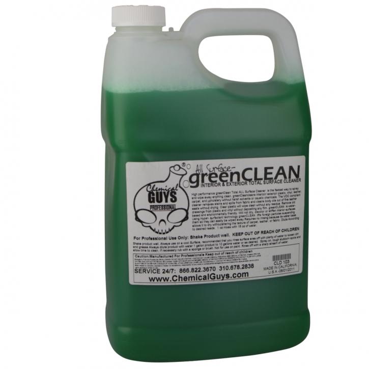 Chemical Guys Green Clean Allroundreiniger 3,785 Liter Gallone,