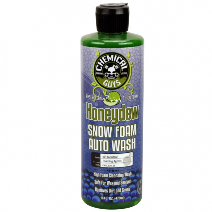 Chemical Guys Honeydew Snow Foam Shampoo 473 ml,