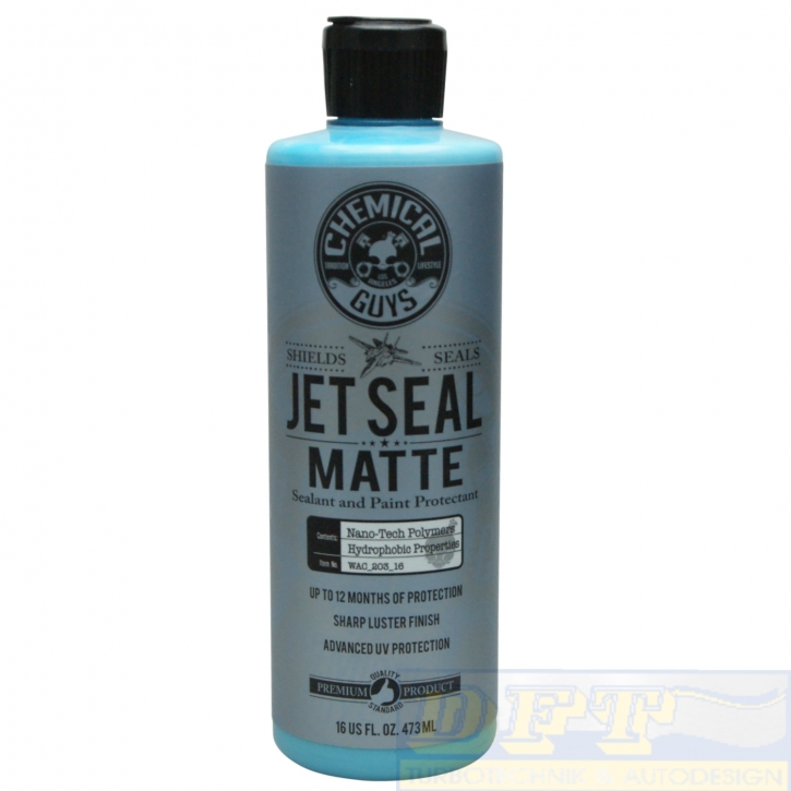 Chemical Guys Jetseal Matte 473 ml