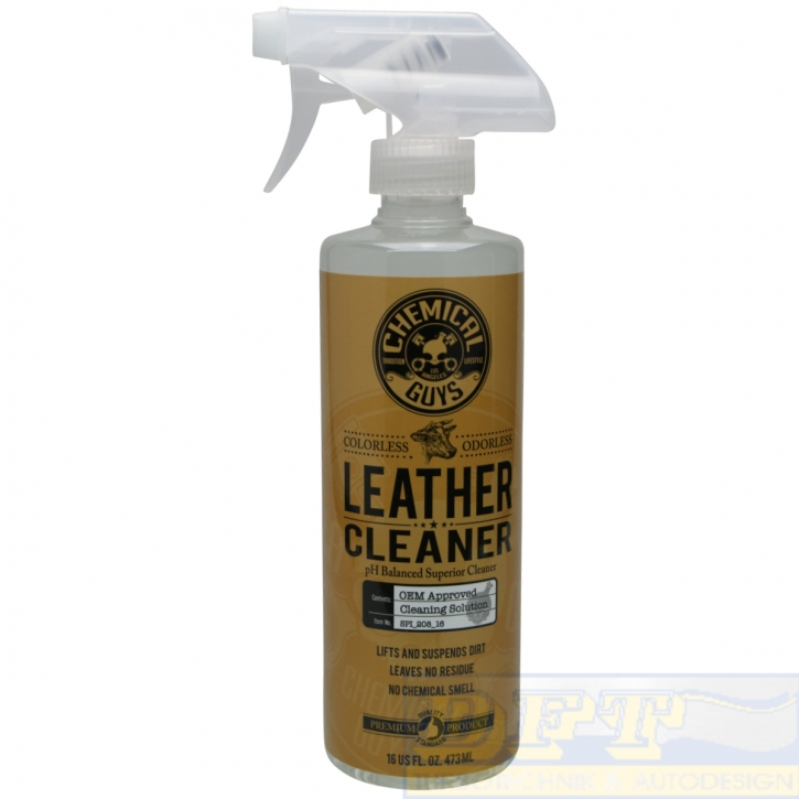Chemical Guys Pure Leather Cleaner - Lederreiniger 473ml