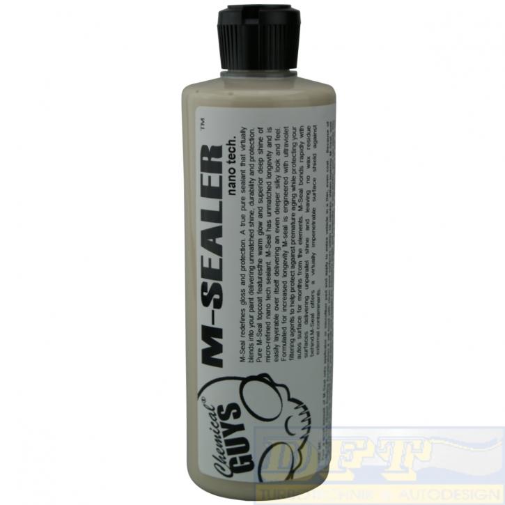 Chemical Guys M-Sealer, Versiegelung auf Nano-Technologie 473 ml