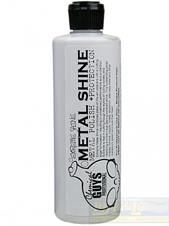 Chemical Guys Extreme Metal Shine Polish& Protection 473 ml,
