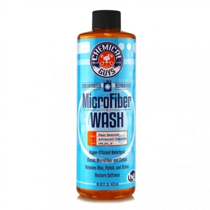 Chemical Guys MicroFiberWash+ Microfaserwaschmittel 473 ml