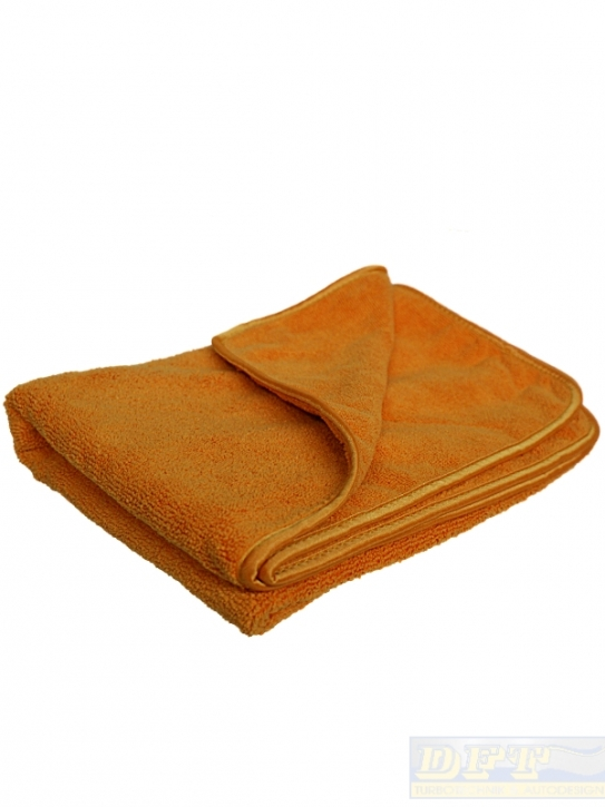 Chemical Guys Fatty Angry Orange Microfiber Dryer,
