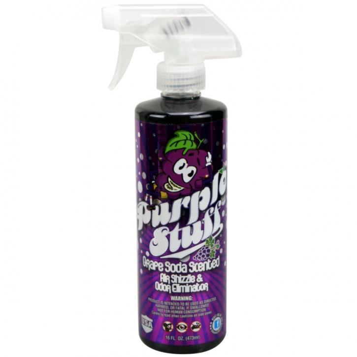 Chemical Guys Purple Stuff Gape Soda Scent 473 ml,