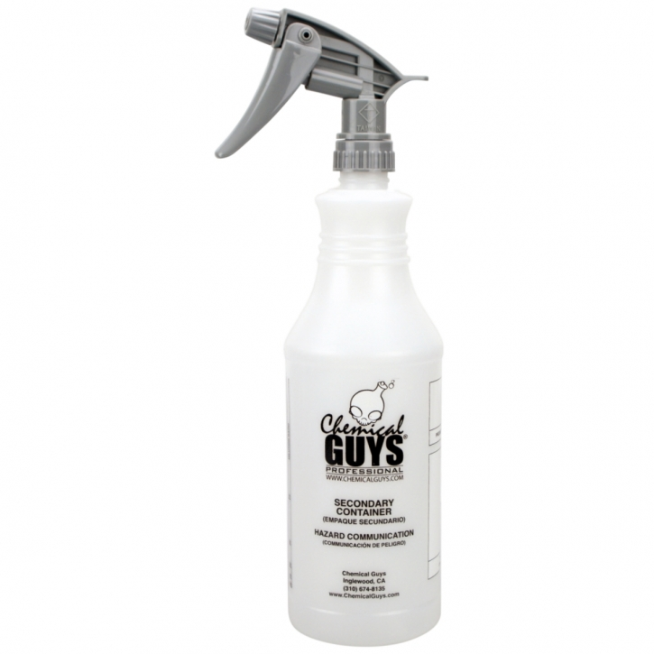 Chemical Guys Heavy Duty Sprayer Bottle 946ml,