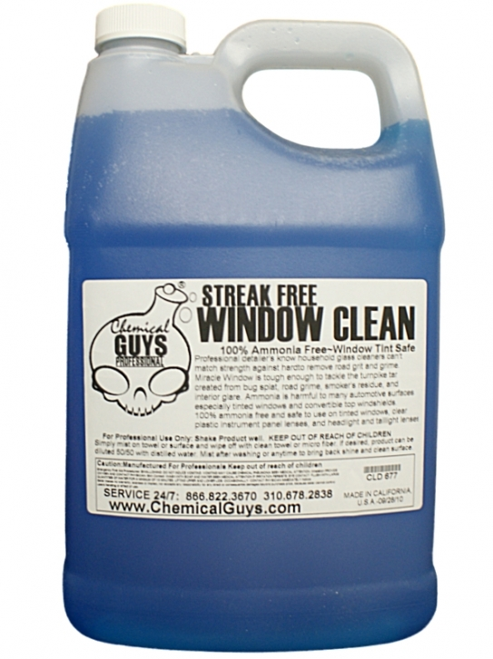 Chemical  Streak Guys Free Window Clean- Glasreiniger  3,785l