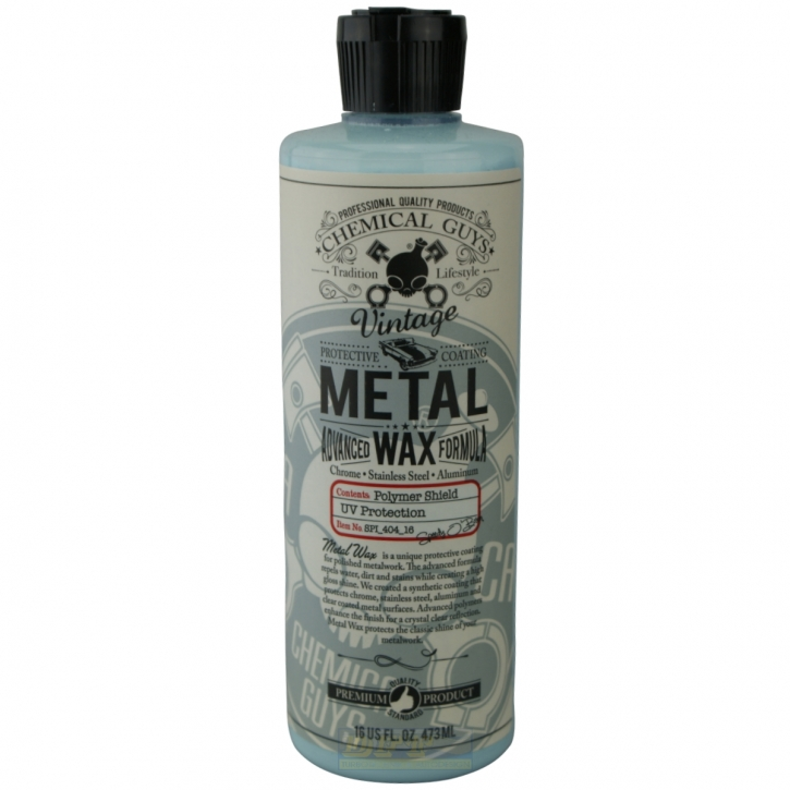 Chemical Guys Vintage Metal Wax 473 ml