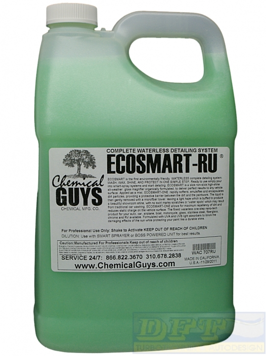 Chemical Guys Ecosmart RU Trockenwäsche & Wax 3,785 l