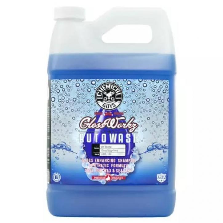 Chemical Guys Glossworkz-Shampoo mit Glanzverstärker 3,785l ,