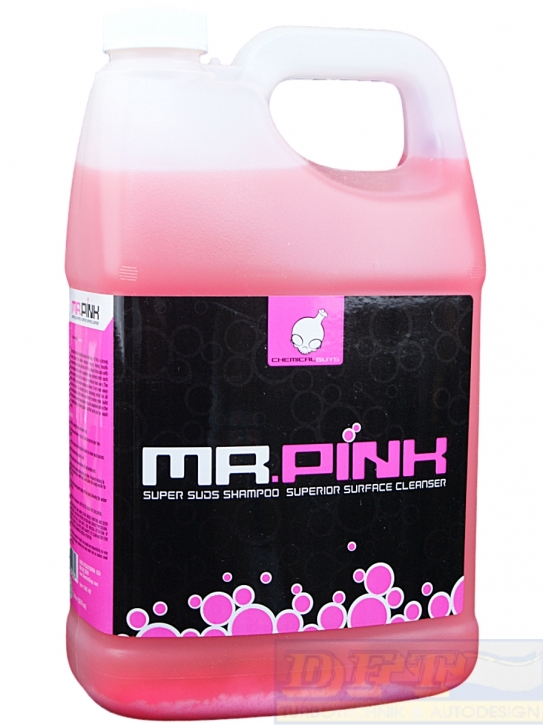 Chemical Guys Mr. Pink super Foam Shampoo 3,785L Gallone