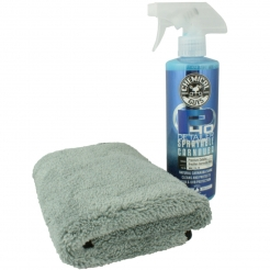 Chemical Guys P40 Detailer with Carnauba 473 ml +DFT Microfasertuch