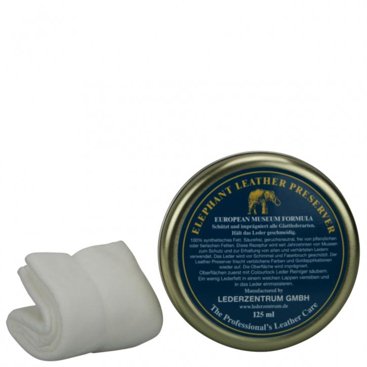 Elephant Lederfett 125 ml inkl. Tuch