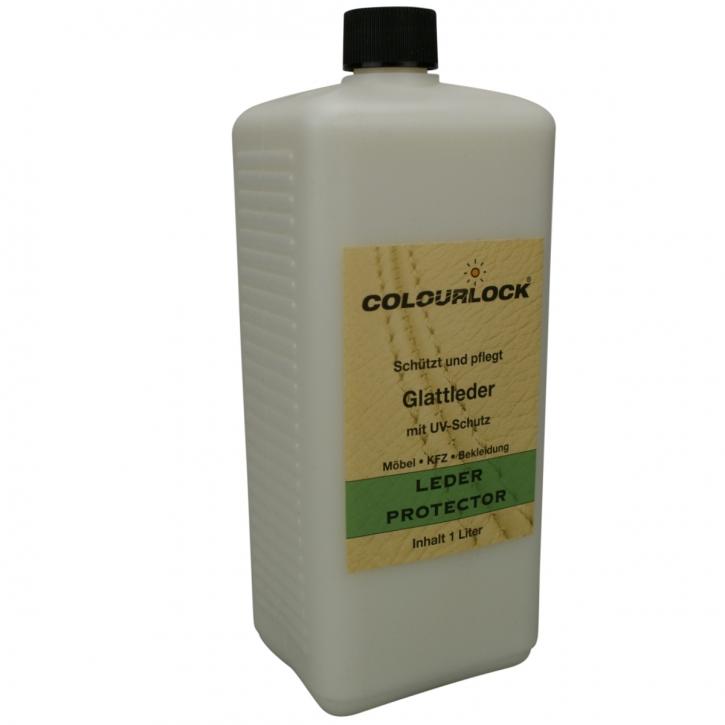 Colourlock Leder Protector -Glattleder-Pflegemilch,mit UV-Schutz 1000ml