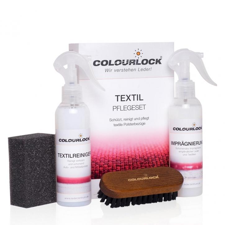 COLOURLOCK Textil-Pflegeset für Microfasern,Alcantara,Stoffe