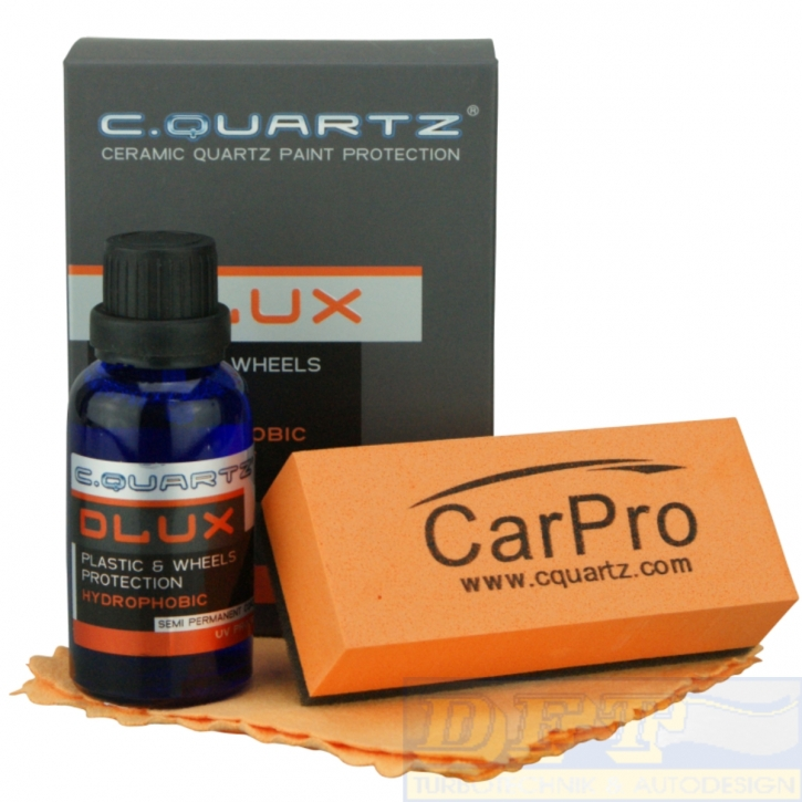 Carpro DLux Plastic Wheel Protection Set