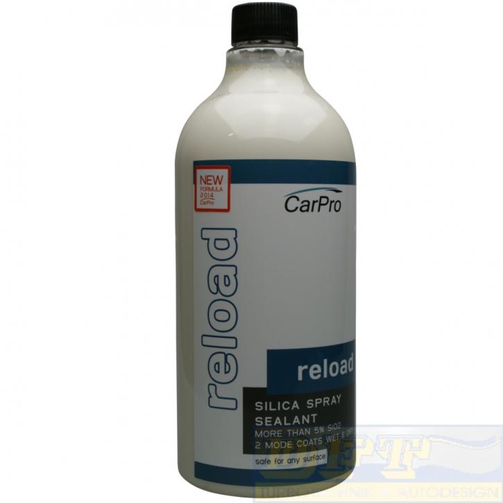 CarPRO ReLoad Versiegelung -Spray Sealant Nachfüllpack 1000ml
