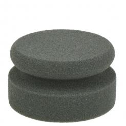 DFT Lackpuck Auftragspuck schwarz weich für Wachse & Versiegelungen Ø90mm