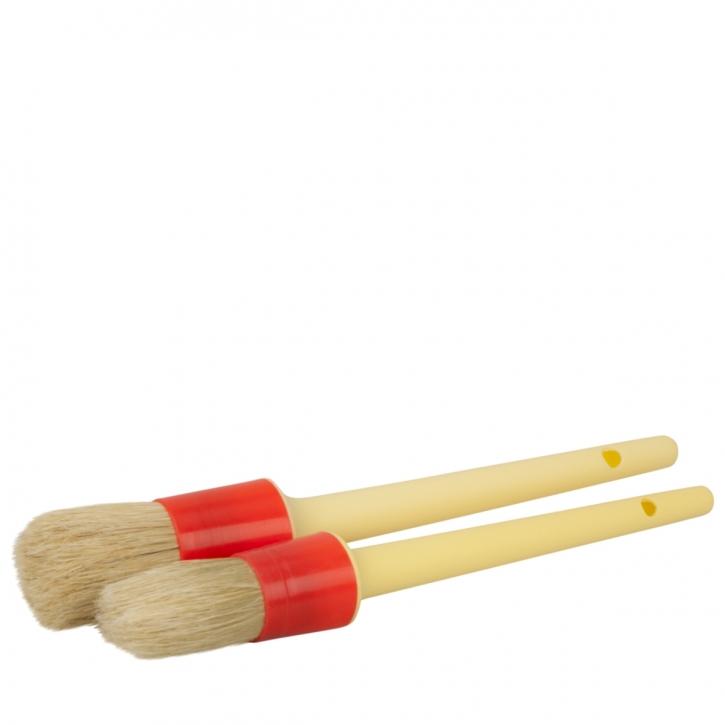 DFT Detailn Brush/Reinigungspinsel Set 1 x klein 1x groß