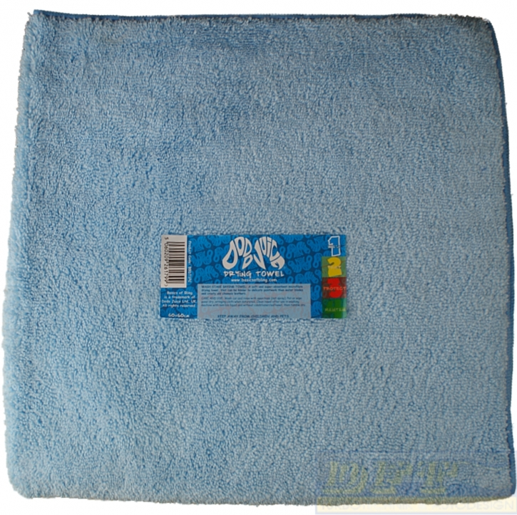 Dodo Juice Basic Of Bling Drying Towel Trockentuch 60 x 60cm
