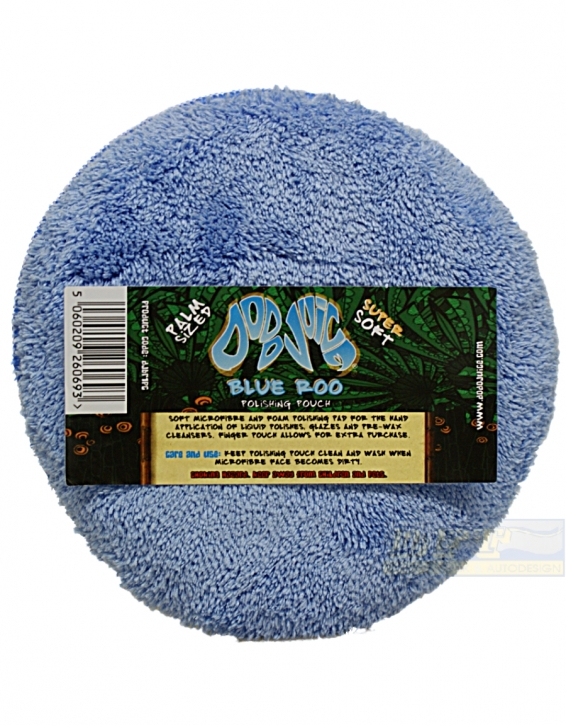 Dodo Juice Blue Roo Applicator Microfaserauftragspad