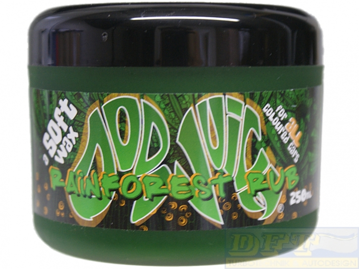 Dodo Juice Rainforest Rub Soft Wax 250 ml,