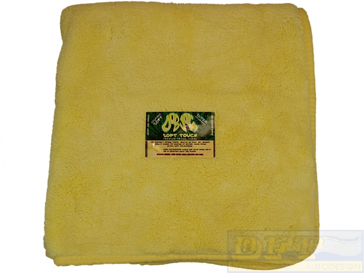 Dodo Juice Soft Touch Drying Towel, Trockentuch super weich 60x60 cm,
