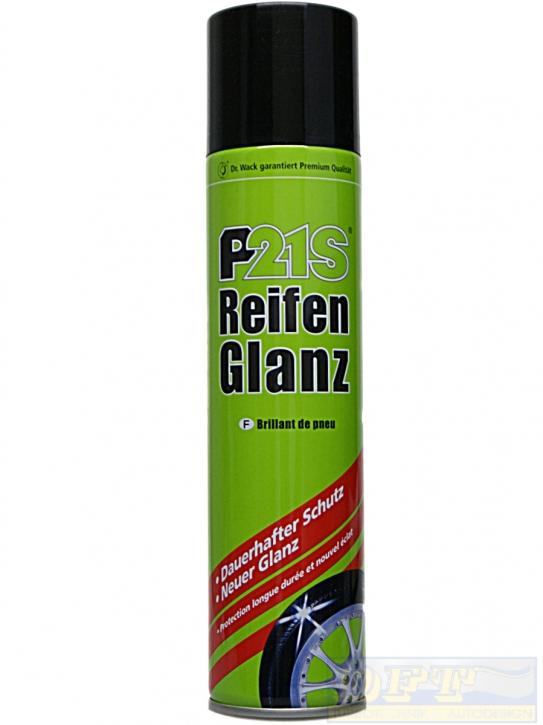 Dr. Wack  P21S Reifen Glanz 400 ml Spraydose,